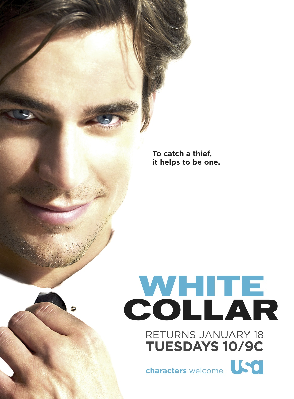 white collar | Staying In